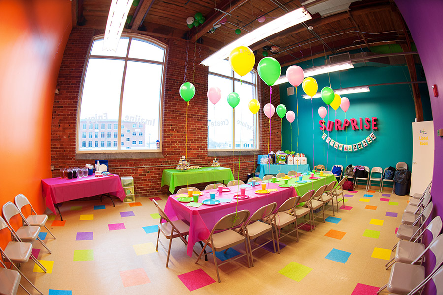 Custom Party Theme for Kids Lawrence, MA