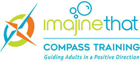 Imajine That Compass Training Logo