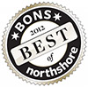 2011 Best Indoor Destination Award from Boston's Best of the North Shore